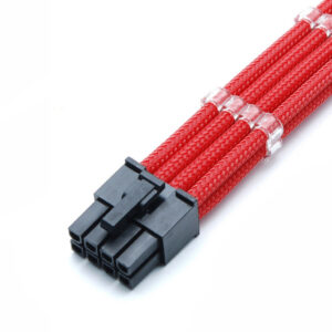 8pin atx cpu red Shakmods Modular Cable